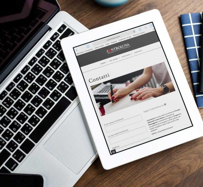 Tablet e pc con Controluna.com