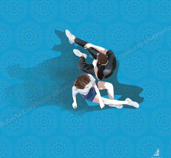 Insieme, cover de l'ALKEdiario © Roberta Coralluzzo alkestudio.it