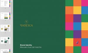 Logo Radesca Brand Manual