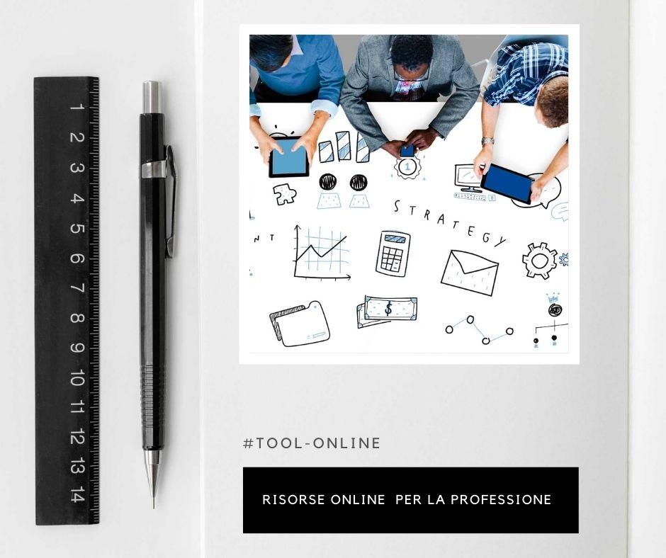 Tool disponibili online