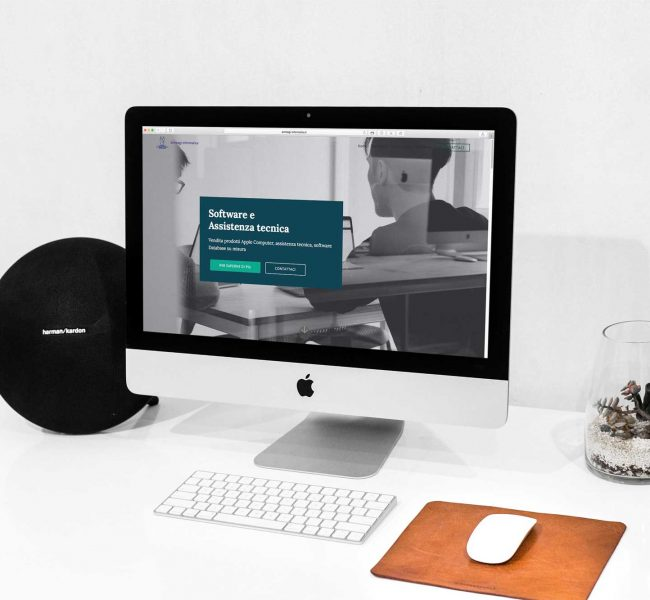 Emmegi-Informatica dall'iMac