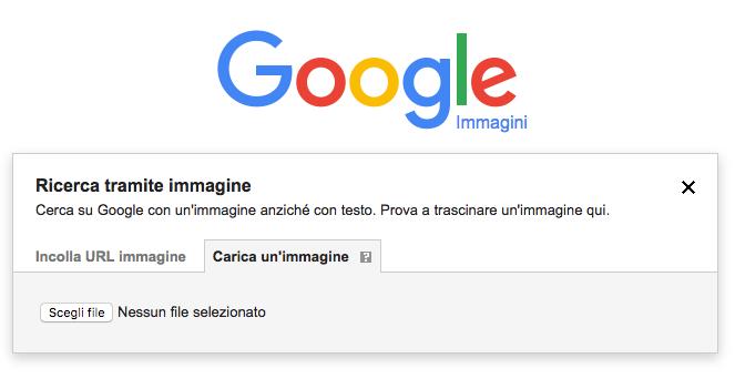 Google carica file