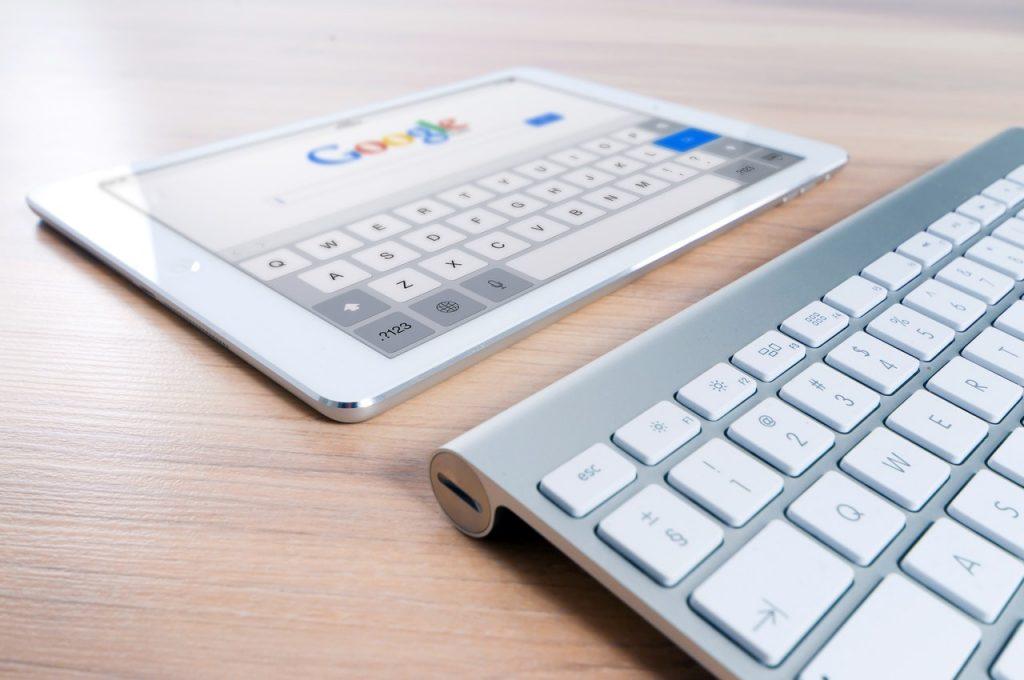 Google da tablet