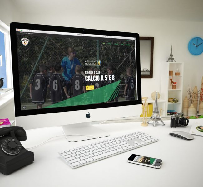 ASD New G Club - website
