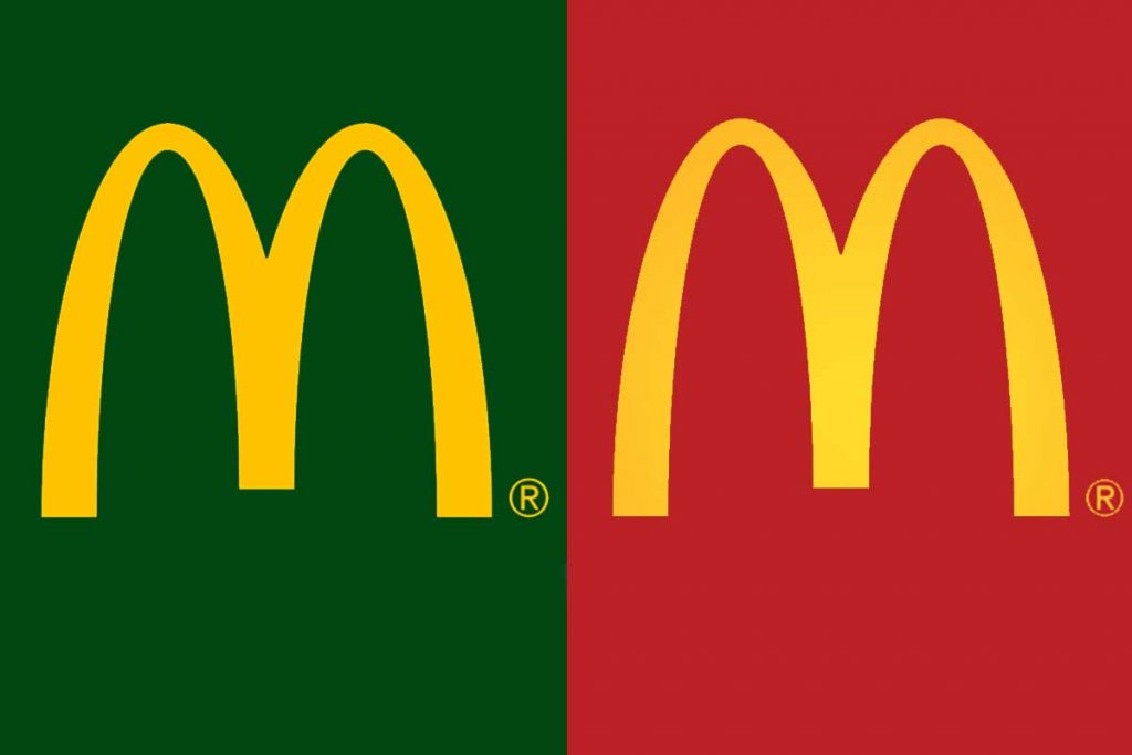 Colori McDonald's